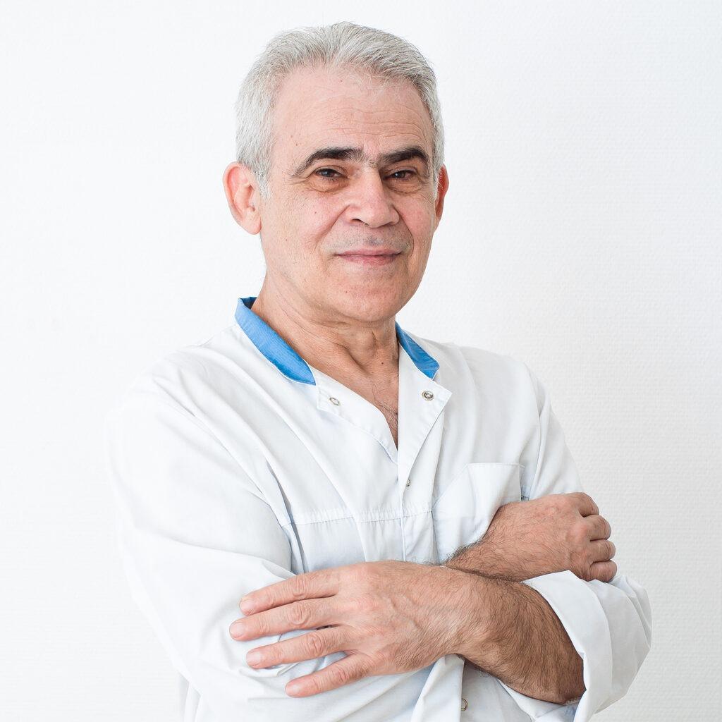 Саркаров Альберт Нуфталиевич