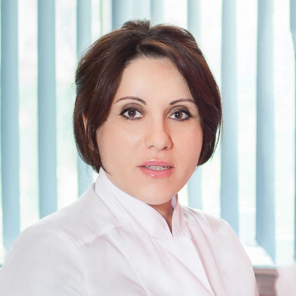 Лемонджава Тамара Гивиевна