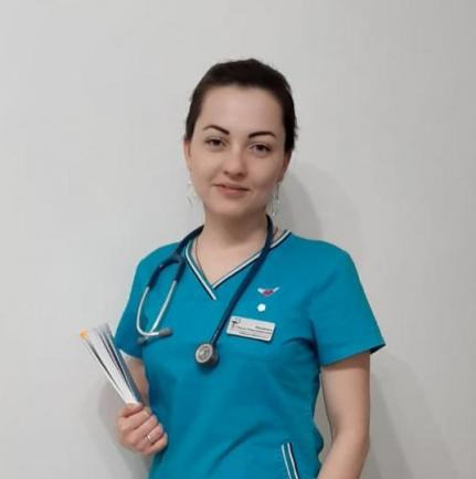 Фрышкина Ольга Александровна