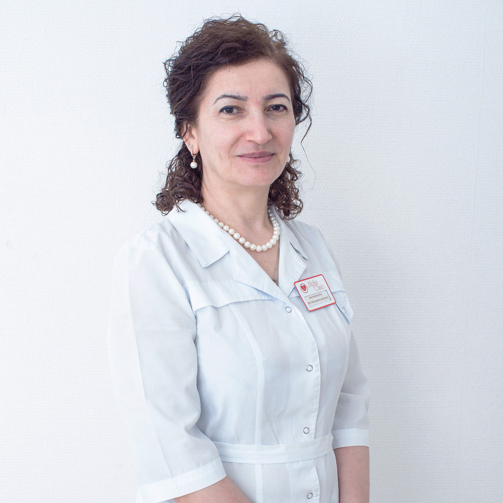 Шахтахтинская Мехпаре Аскеровна