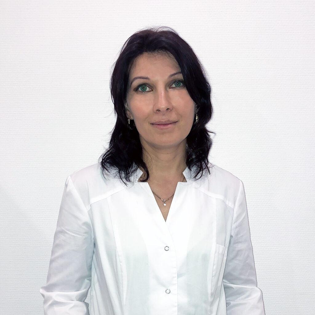Федорова Вера Валентиновна